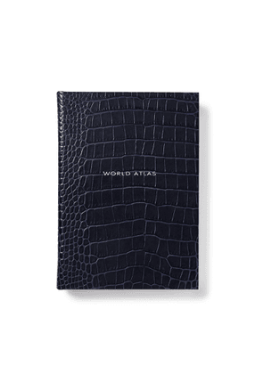 Smythson Small World Atlas