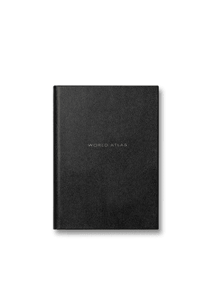 Smythson Small Hardbound World Atlas