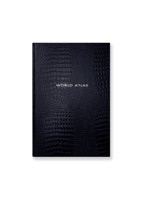 Smythson Large World Atlas