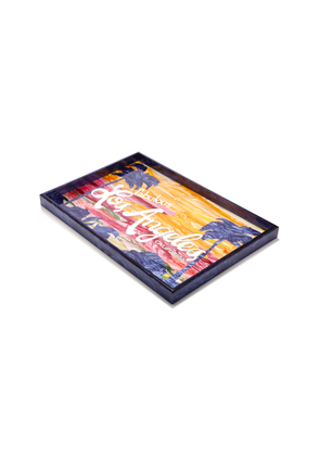 Edie Parker Los Angeles Extra Large Acrylic Tray