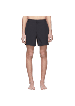 Tiger of Sweden Black Unton Swim Shorts