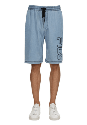 Charles Cotton Blend Shorts