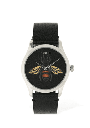 G Timeless Contemporary Bee Watch