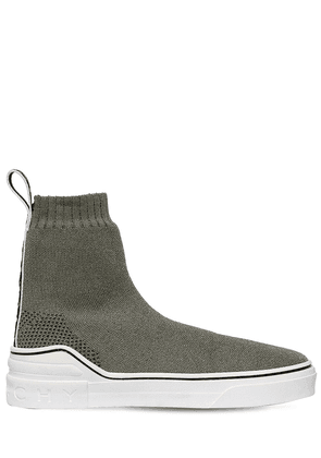 30mm George V Lurex Knit Sneakers