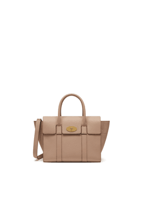 Mulberry Small Bayswater in Rosewater Small Classic Grain
