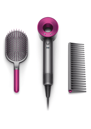 Dyson Supersonic & #153 Hair Dryer & #150 Special Edition Gift Set w/ Paddle Brush & Comb