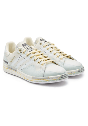 Adidas by Raf Simons RS Peach Stan Sneakers