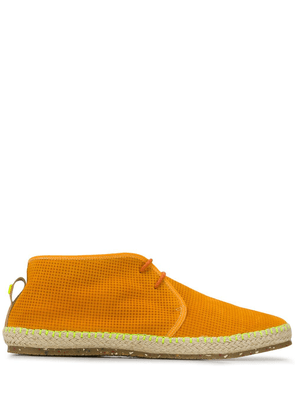 Brimarts flat lace-up shoes - Orange