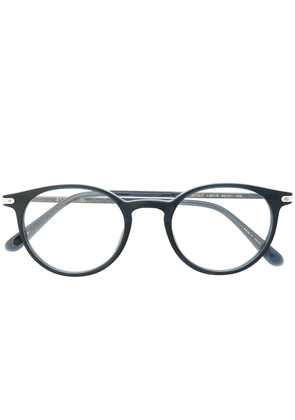 Eyevan7285 round glasses - Blue