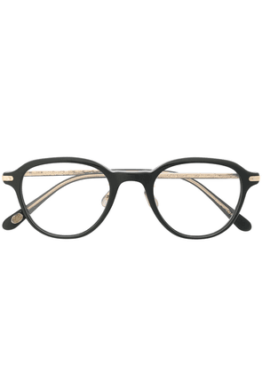Eyevan7285 round glasses - Black