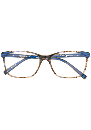 Etnia Barcelona Weimar rectangular glasses - Blue