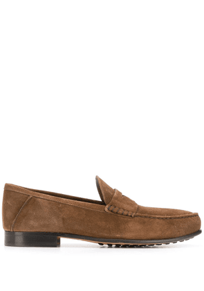 Tod's classic loafer - Brown