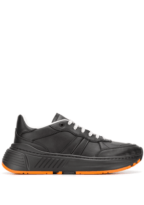 Bottega Veneta split-tone Speedster trainers - Black