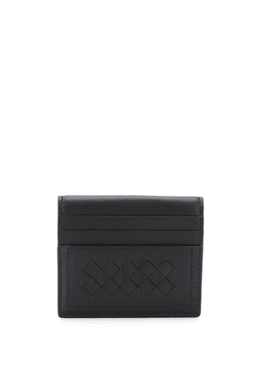 Bottega Veneta bi-fold wallet - Black