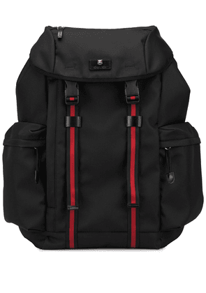 Gucci Techno canvas backpack - Black