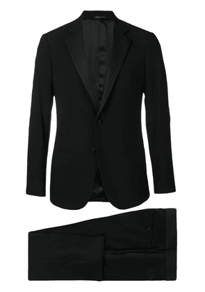 Giorgio Armani two-piece suit - Black