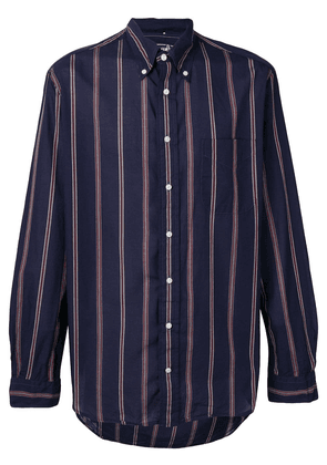 Gitman Vintage striped shirt - Blue