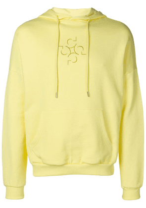 Cottweiler hooded sweatshirt - Yellow