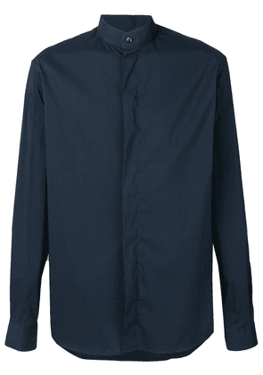 Giorgio Armani button-up shirt - Blue
