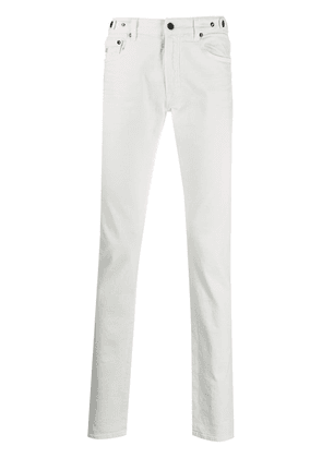 CP Company low rise jeans - White