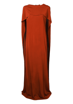 Erika Cavallini boat neck dress - Red