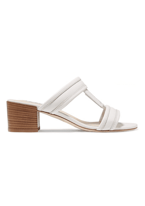 Tod's - Leather Sandals - White