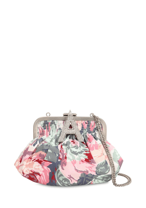 Mini Floral Print Doctor's Bag