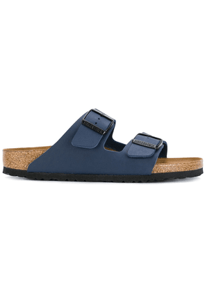 Birkenstock buckle-strap sandals - Blue