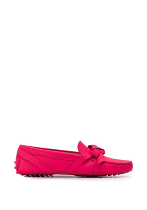 Tod's Gommino driving loafers - Pink