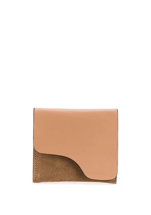Atp Atelier Olba folding cardholder - Brown