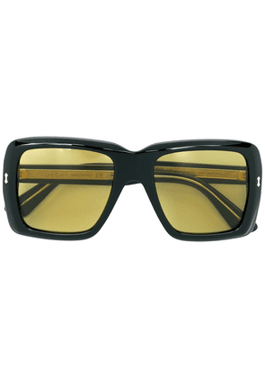 6f41bb5c2bd Gucci Eyewear rectangular frame sunglasses - Black