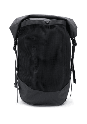 Patagonia large open top backpack - Black