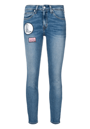 Ck Jeans classic skinny jeans - Blue