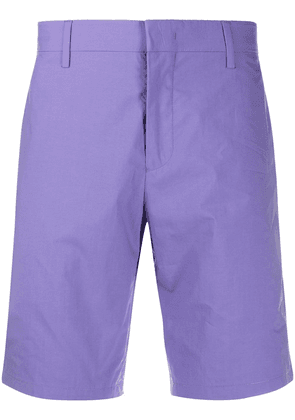 Tom Ford tailored shorts - Purple