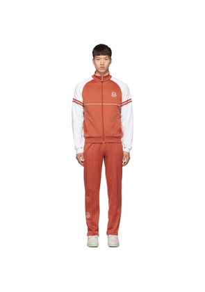 Band of Outsiders Red Sergio Tacchini Edition Orion Tracksuit