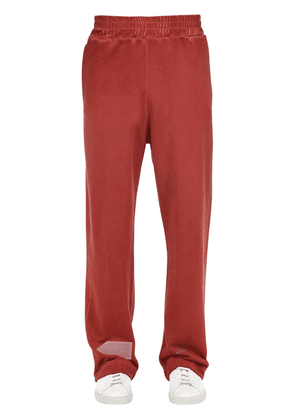 Relaxed Fit Cotton Sweatpants