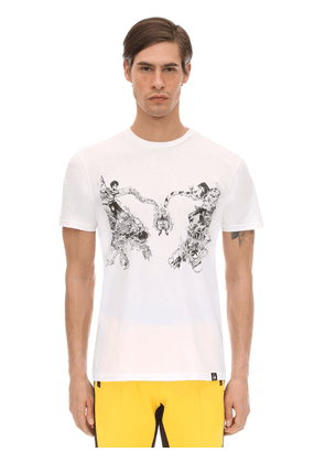 Lvr Edition Cotton T-shirt By Kimjung Gi