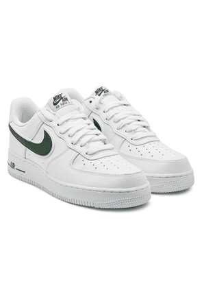 Nike Air Force 1 '07 3 Leather Sneakers