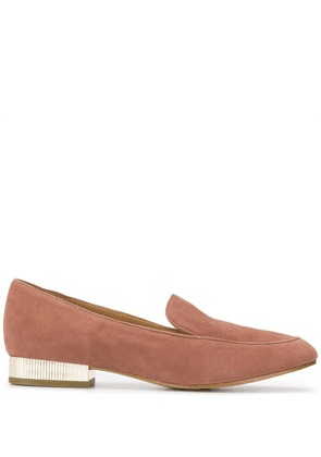 Michael Kors round toe loafers - Neutrals