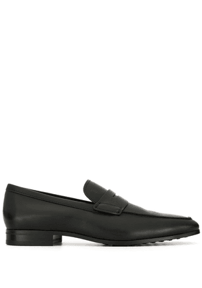 Tod's pointed classic loafers - Black