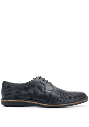 Lloyd classic derby shoes - Blue