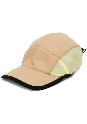 Cottweiler colour block cap - Neutrals