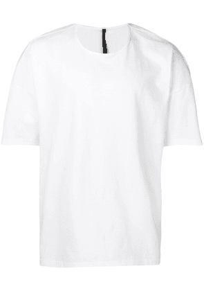 Attachment oversized T-shirt - White