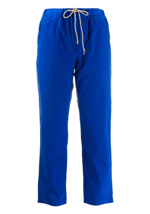 Bellerose cropped trousers - Blue