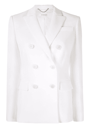 Altuzarra Indiana double breasted blazer - White