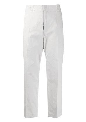 Sofie D'hoore high-rise cropped trousers - Grey