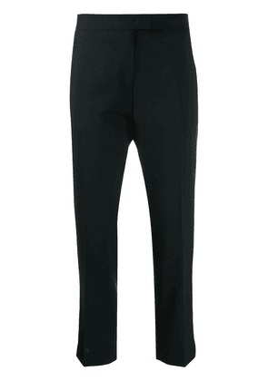 PS Paul Smith tapered trousers with side stripes - Black