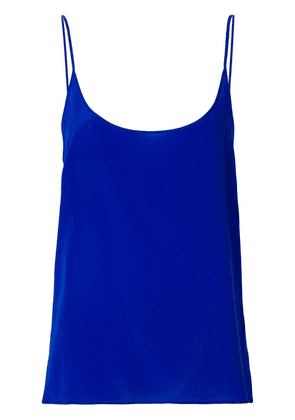 Capucci fitted camisole top - Blue