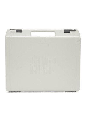 A-Cold-Wall* Grey Hardware Utility Briefcase