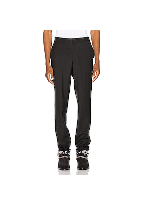 SSS World Corp Suit Pant in Black